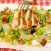 Rezept: Caesar Salad ohne Mayonnaise