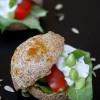 Rezept: Schnelle Low Carb Brötchen mit Curry