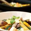 Salatglück-Freitag: Ofengemüsesalat mit Kartoffeln und Schafskäse