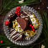 Rezept: Mürbe Kakaoplätzchen mit weißer Schokolade ohne Ei