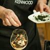 Eventbericht mit Rezept: Kenwood Küchenparty Nummer 4 mit unserem Rezept für Biskuit-Törtchen mit Nuss-Minz-Topping