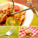 Rezept: Nudelsalat mit Pfifferlingen