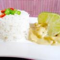 Rezept: Asiatisches Hähnchen in Erdnuss-Limetten-Soße