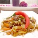 Rezept: Chinesisches Rindergeschnetzeltes mit Weißkohl