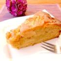 Rezept: Apfelkuchen mit Zimt-Rum-Guss