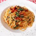 Rezept: Schnelle Rucola-Pasta