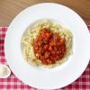 Rezept: Schnelle Bolognese mit Möhren