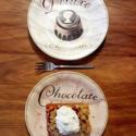 Rezept: Zwetschgenkuchen mit Zimtstreuseln
