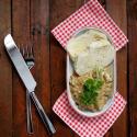 Rezept: Champignonsoße mit Balsamico