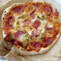 Rezept: Dinkel-Pizzateig mit langer kalter Teigführung und Pizzaiola