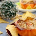 Blogevent Rezept: Mexikanische Muffins mit Hackfleisch und Rapsöl