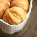 Blogevent Rezept: Kartoffel-Dinkel-Brötchen mit Rapsöl für den Frühstückstisch