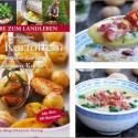 Buchrezension und Rezept: Cornelia Adams - Gute Kartoffeln: Die große Liebe zur kleinen Knolle