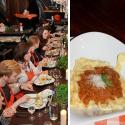 Auf dem Quorn Bloggerevent: Das leckerste vegetarische Salsiccia-Quorn-Ragout und viele erste Male