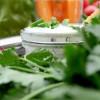 Rezept: Cremiger Kräuterquark mit Petersilie, Dill und Schnittlauch