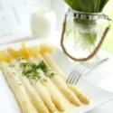 Rezept: One-Pot-Spargel mit Schnittlauch-Zitronen-Rahm (falsche Hollandaise)
