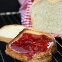 Rezept: Das wohl einfachste selbstgebackene Toastbrot der Welt
