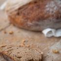Rezept: No knead Dinkel-Vollkorn-Zwiebel-Brot in meiner neuen Cocotte gebacken (Werbung)