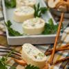 Rezept: Die einfachsten Käseröllchen der Welt mit Feta und Frischkäse