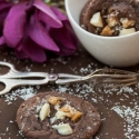 Produkttest und Rezept: Schoko-Cookies mit weißer Schokolade, Karamell und Kokos mit der faltbaren Küchenmaschine von Morphy Richards