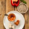 Produkttest mit Rezept und Verlosung: Vegetarisches Grillgemüse-Drei-Gang-Menü mit Braun MQ 785 (Werbung)