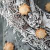 Rezept: Schnelle Plätzchen ohne Ei mit Zimt-Zucker-Kruste