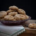 Rezept: Schnelle Kekse mit ganzen Erdnüssen und Karamell