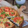 Rezepte: Französische Quiche und Französische Zwiebelsuppe mit Pumpernickel von Mestemacher