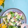 Rezept: Leichter Kartoffelsalat mit Joghurtdressing