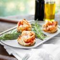 Reisebericht und Rezept für softe Pizzamuffins: Mit Mutti Parma nach Italien