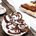 Kekse backen im Sommer: Schokokekse mit Zitronenguss