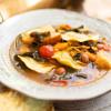 Rezept: Toskanische Ribollita mit Hilcona Tortelli Pesto Basilico