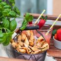 Blätterteig-Stangen mit Käse fürs Picknick