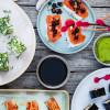 Sushi-Rezepte mit Westfälischem Pumpernickel von Mestemacher