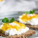 Gesunde Brote mit Fitnessbrot der Firma Mestemacher