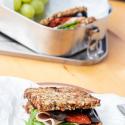 Mittagspause: Rezepte mit den UNSER PURES Broten von Mestemacher