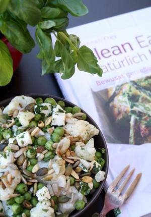 Buchrezension mit Rezept: Clean Eating – Natürlich Kochen von Hannah Frey
