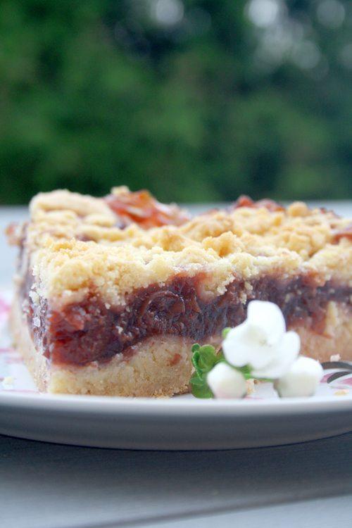 Kirsch-Streusel-Kuchen 1-l