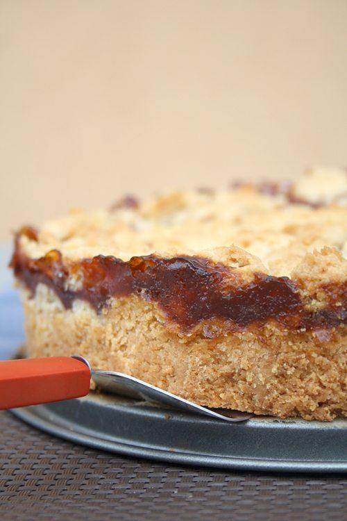 Kirsch-Streusel-Kuchen 2-l