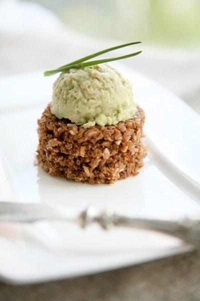Avocado-Thunfisch-Ei-Salat