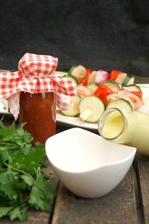 Rhabarber-Ketchup