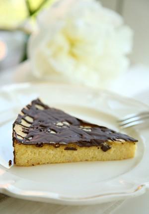 Rezept: Marzipan-Kuchen aus nur zwei Zutaten