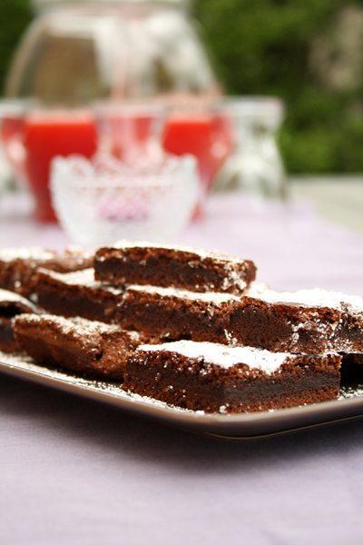 Nutella Kuchen mit zwei Zutaten