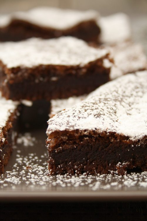 Nutella-Kuchen mit zwei Zutaten