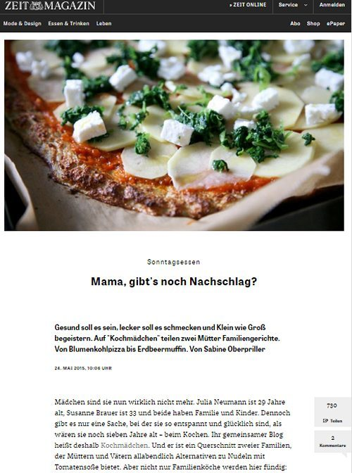 Zeit-Artikel-Screenshot
