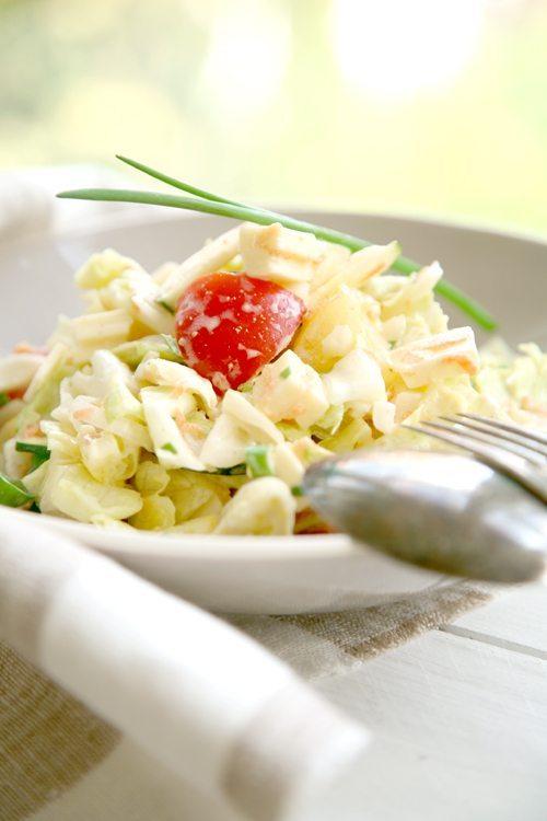 Sommersalat-Buttermilchdressing
