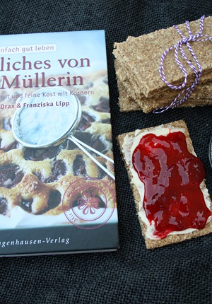 Buchrezension mit Rezept: Köstliches von der Müllerin – Monika Drax und Franziska Lipp (Dort-Hagenhausen-Verlag)