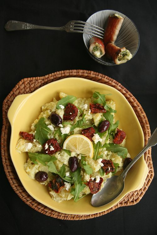 Avocado-Feta-Dressing