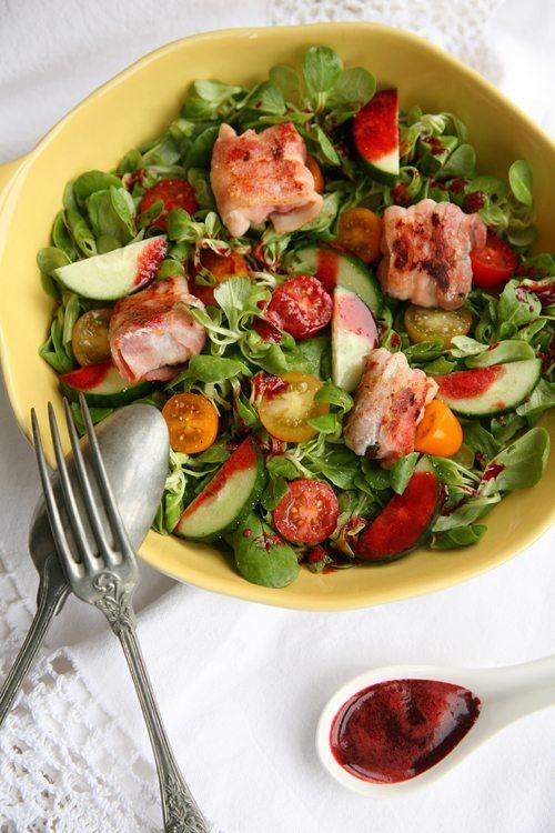 Salatdressing-zwei-Zutaten