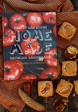 Buchrezension mit Rezept: Home Made – Yvette van Boven (Dumont)